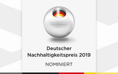 Nominiert für den Deutschen Nachhaltigkeitspreis – Jetzt abstimmen für F.R.A.N.Z.-Projekt