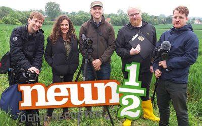 """Stiftung im Kinderfernsehen bei """"neuneinhalb"""""""