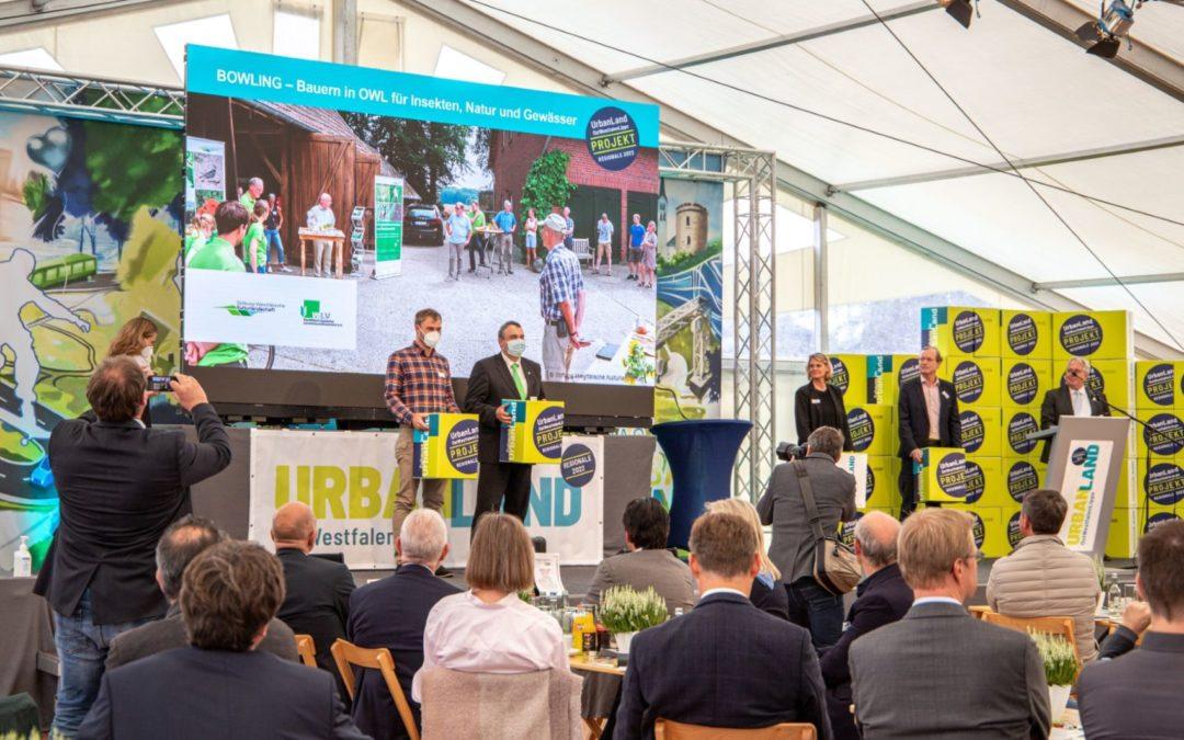 BOWLING: Auszeichnung für Regionale-Projekt